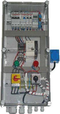 Kompressorsteuerung 2 kW