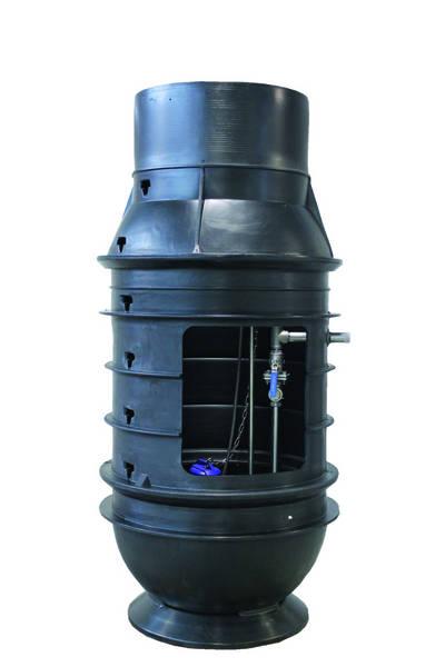 Pumpenschacht RPF 100